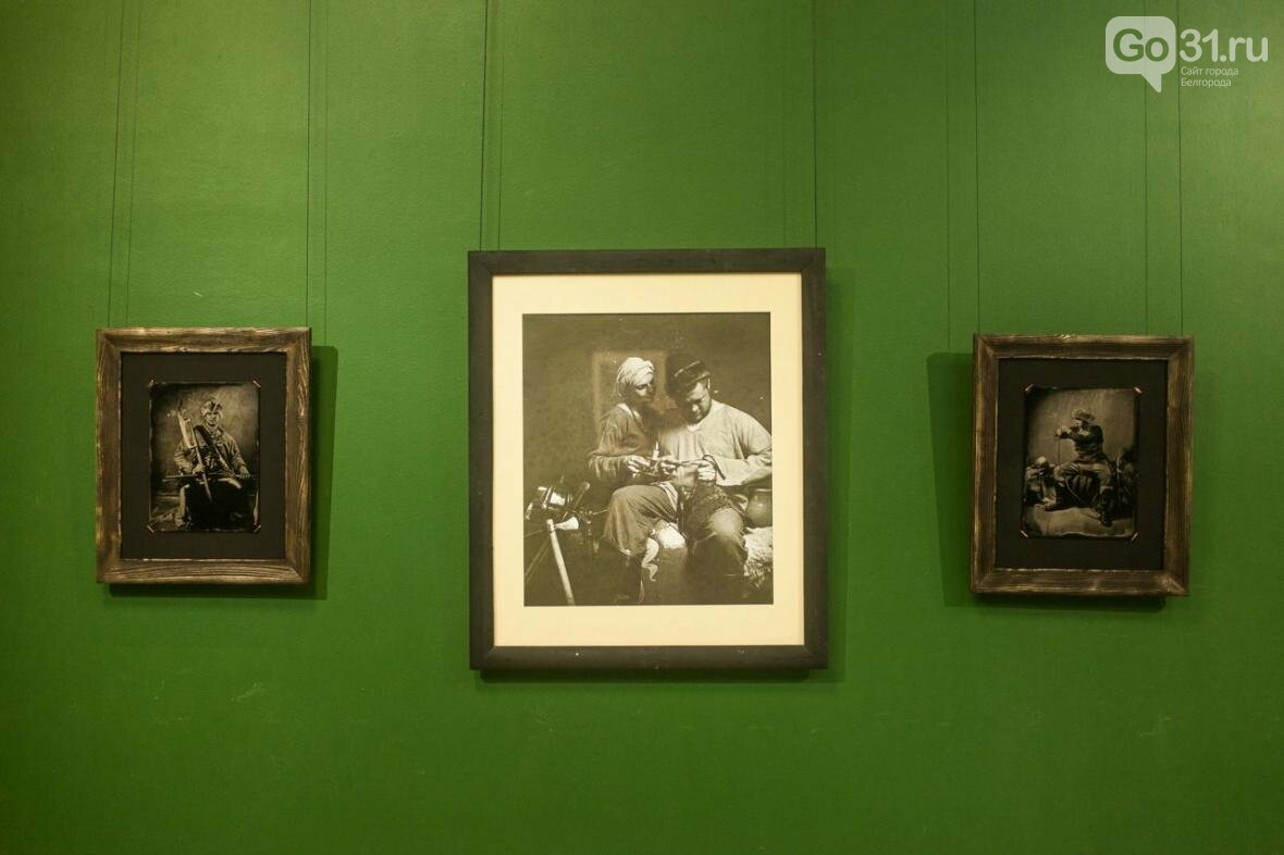 В «Родине» открылась выставка амбротипов Павла Титовича, фото-7