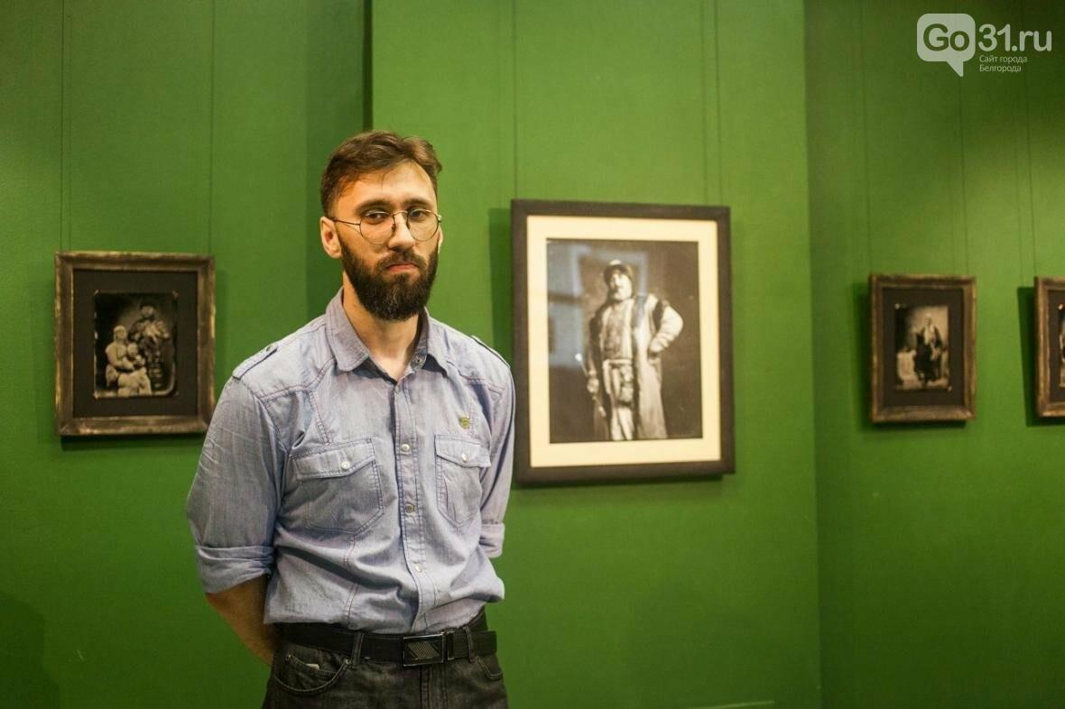 В «Родине» открылась выставка амбротипов Павла Титовича, фото-3