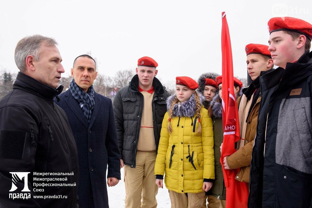 В Старом Осколе презентовали фотовыставку «Герои России, какими их не видел никто» , фото-3
