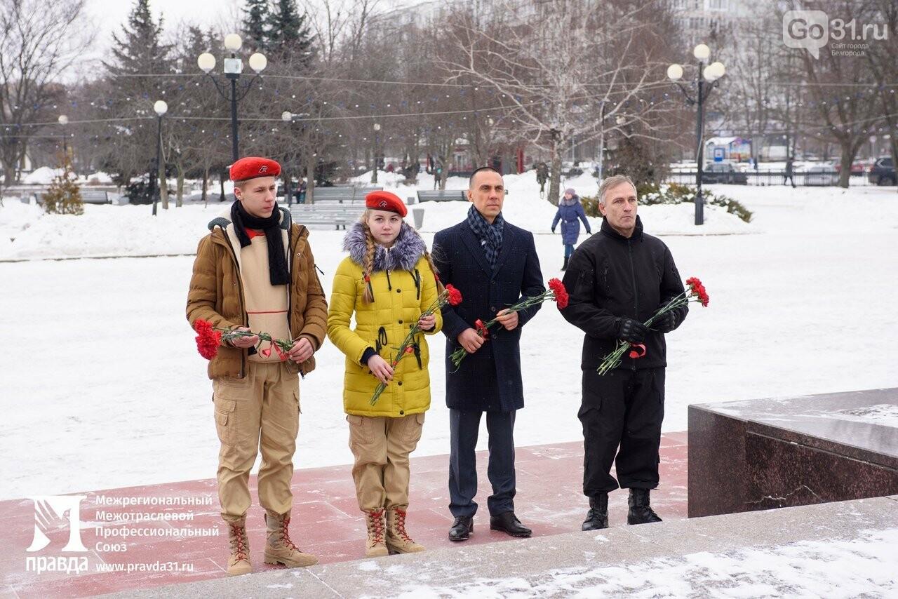 В Старом Осколе презентовали фотовыставку «Герои России, какими их не видел никто» , фото-4