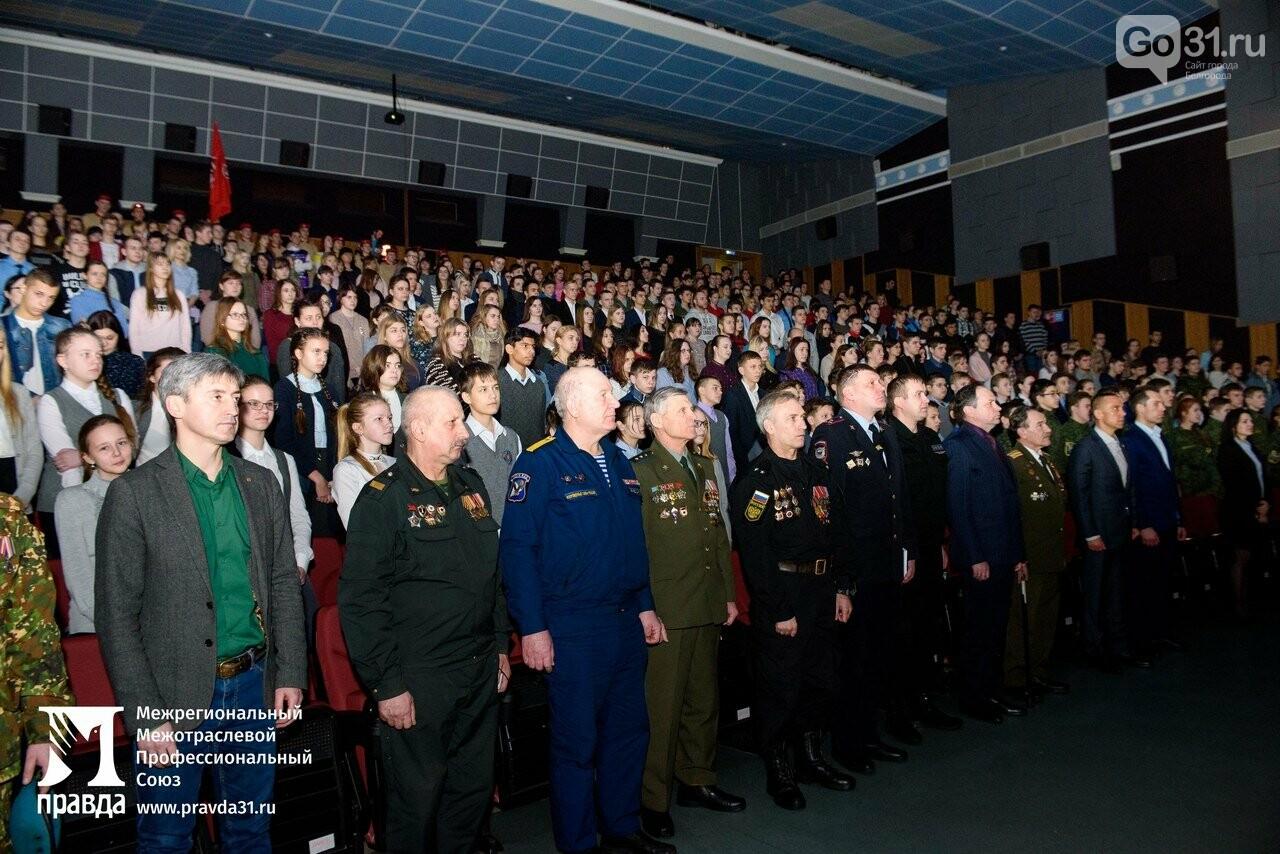 В Старом Осколе презентовали фотовыставку «Герои России, какими их не видел никто» , фото-14