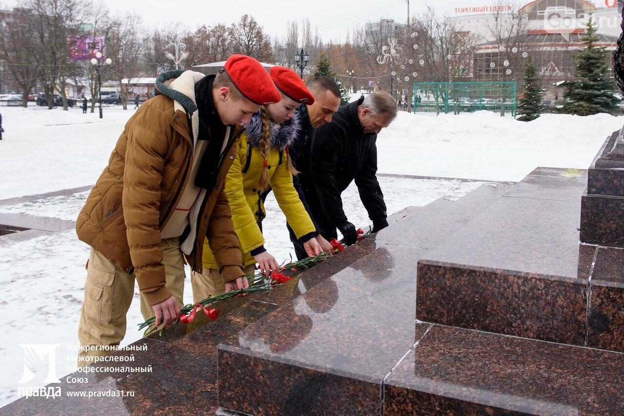 В Старом Осколе презентовали фотовыставку «Герои России, какими их не видел никто» , фото-5
