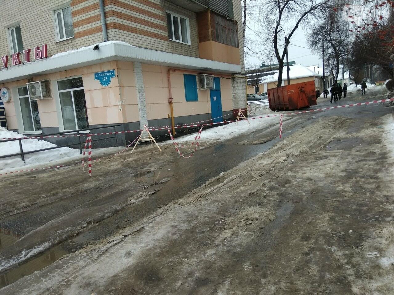 В доме на Чумичова обрушилась крыша из-за плохой работы управляющей компании по очистке снега, фото-3
