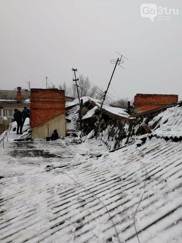 В доме на Чумичова обрушилась крыша из-за плохой работы управляющей компании по очистке снега, фото-4