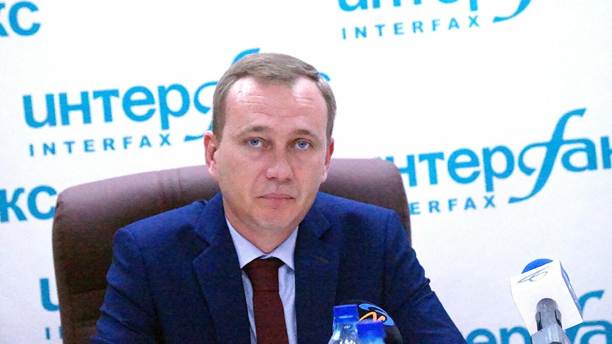 Денис Казанов - Фото: Сергей Егоров