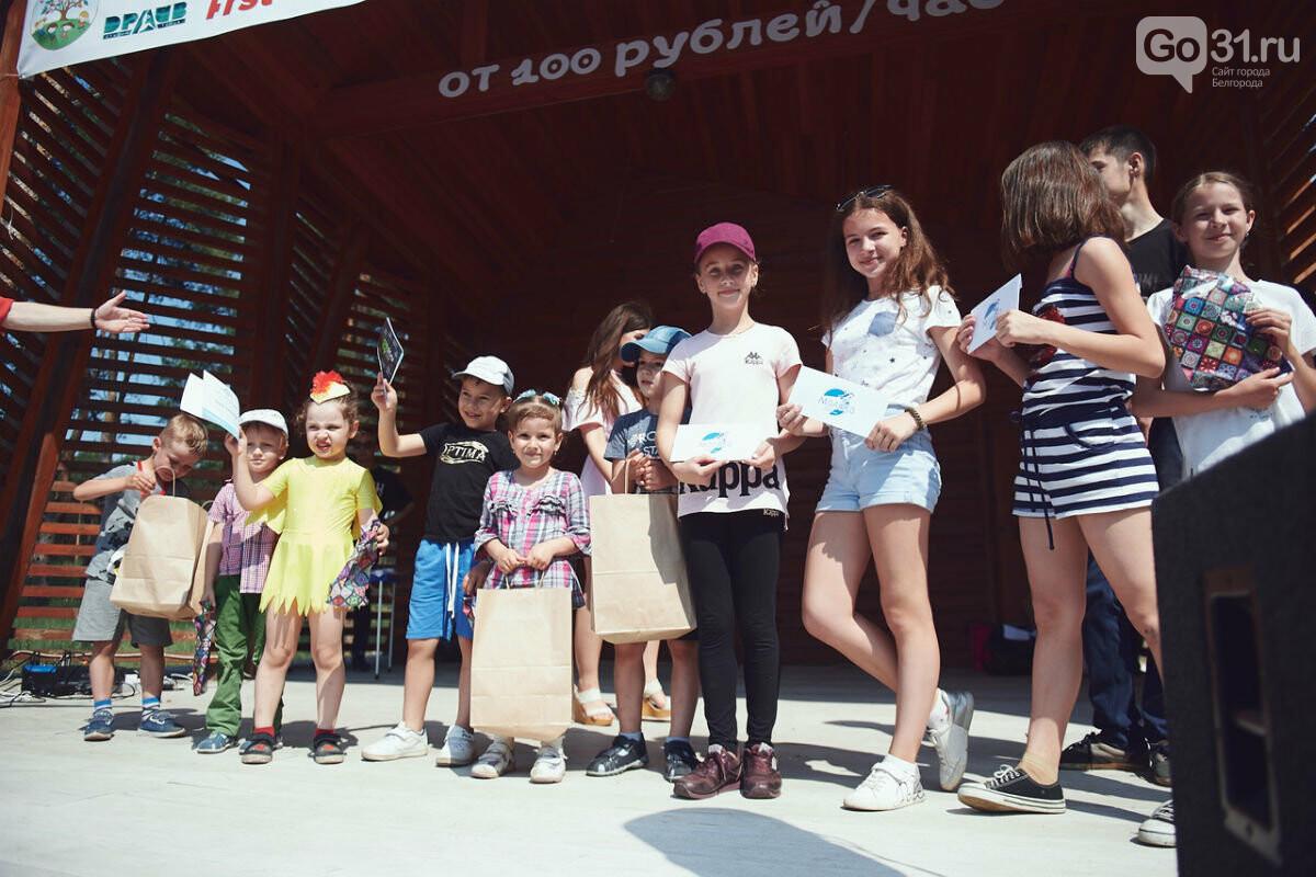 «Мы просили голосовать родственников из разных городов и стран». Участники конкурса от Go31 получили призы и летнее настроение, фото-7