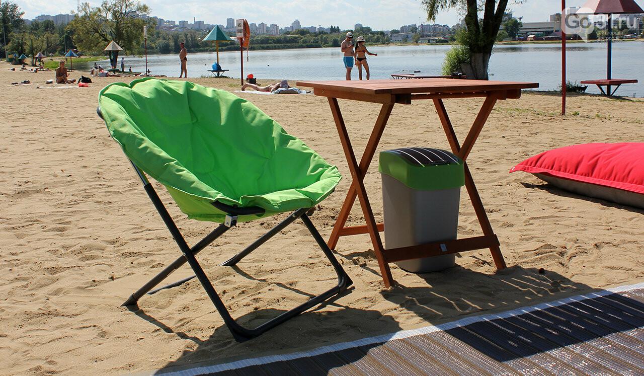 Доступный отдых. В Белгороде презентовали пляж для инвалидов, фото-8