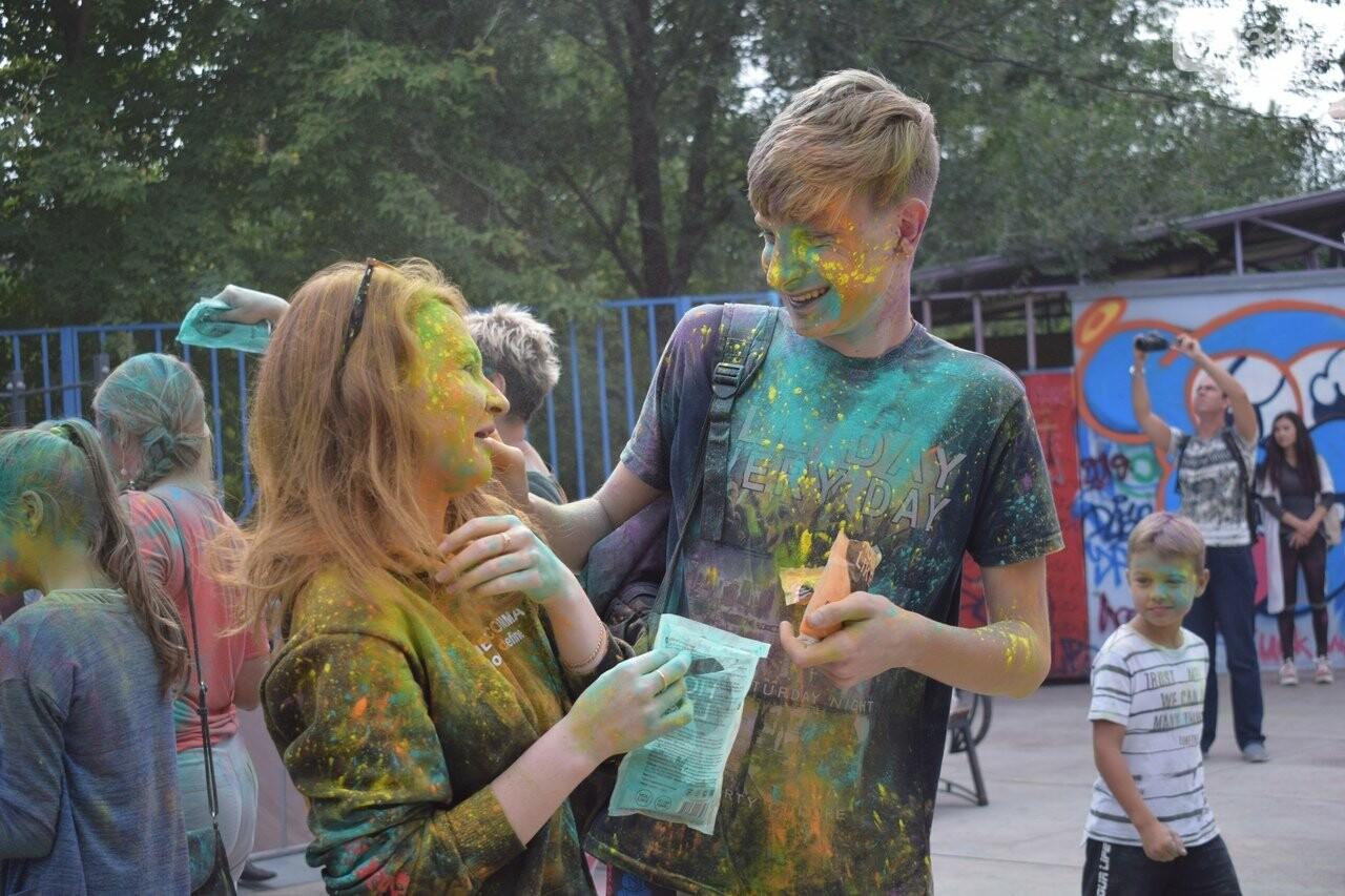 Белгород раскрасили разноцветным позитивом, фото-16