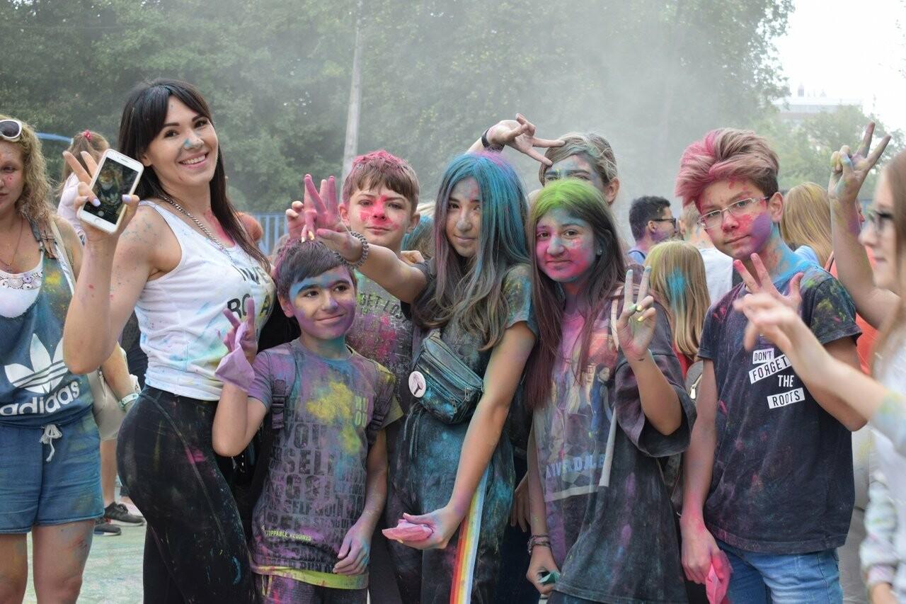 Белгород раскрасили разноцветным позитивом, фото-1