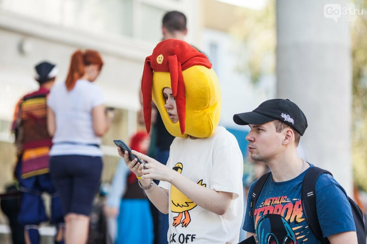 Аниме-фестиваль в Белгороде собрал российских косплейщиков, фото-8