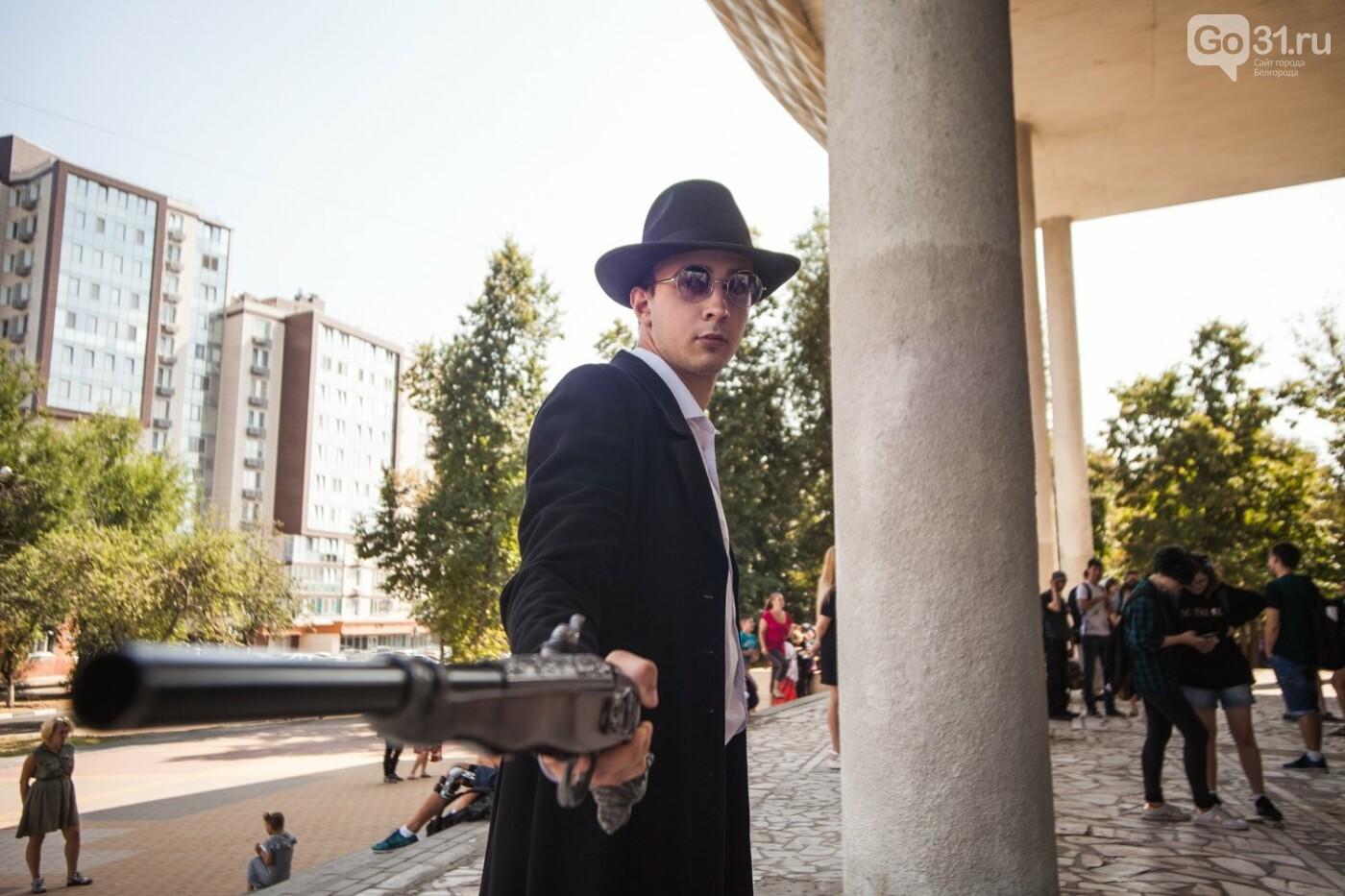 Аниме-фестиваль в Белгороде собрал российских косплейщиков, фото-12