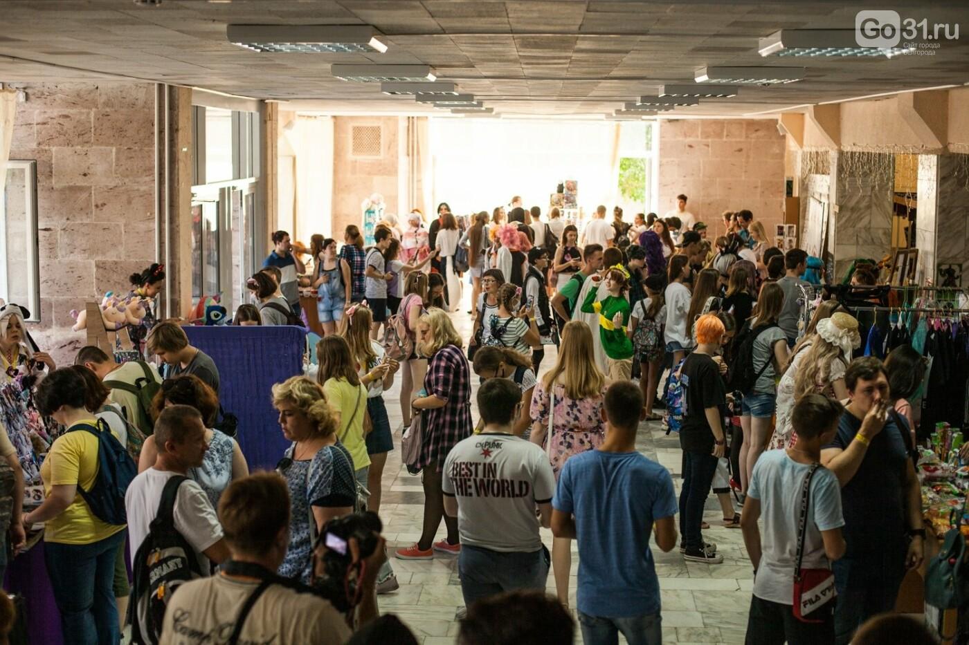 Аниме-фестиваль в Белгороде собрал российских косплейщиков, фото-13