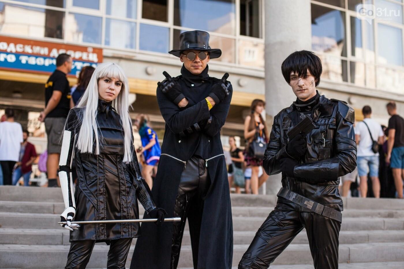 Аниме-фестиваль в Белгороде собрал российских косплейщиков, фото-14