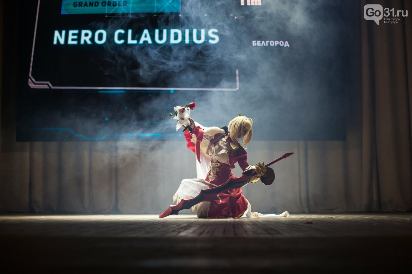 Аниме-фестиваль в Белгороде собрал российских косплейщиков, фото-18