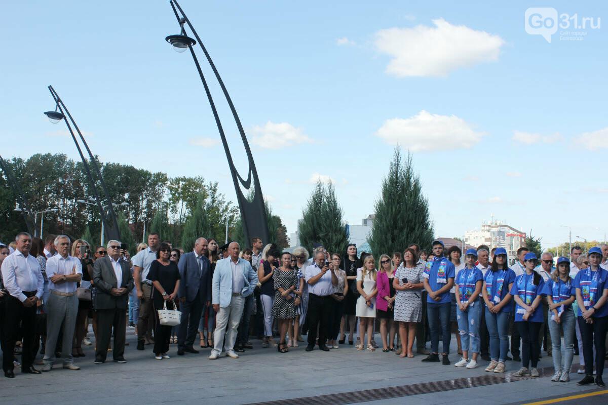 Евгений Савченко: Имя Шухова подходит для авангардного облика аэропорта Белгорода, фото-2