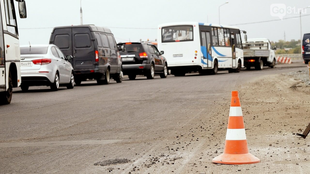 Строительство перекрёстка на «Спутнике» усложнило движение автомобилистам , фото-2