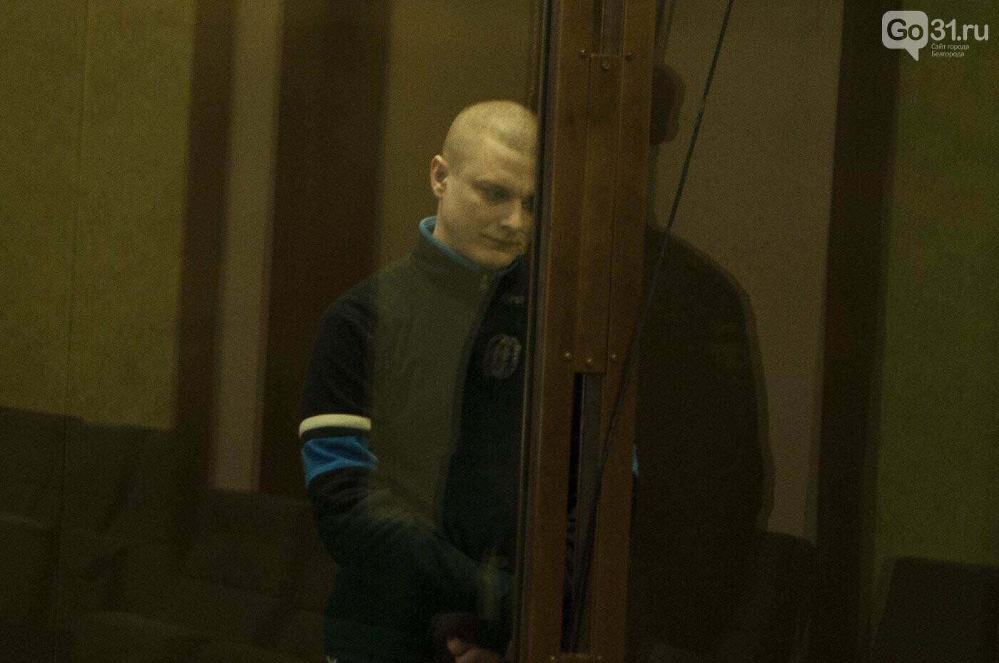 Пожизненно приговорённый за убийство оскольчанки Саплинов написал письмо её матери , фото-1