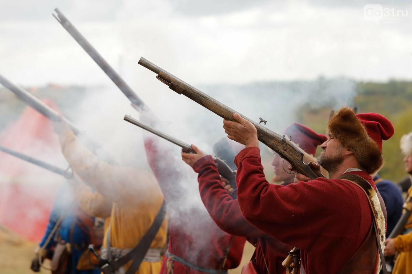 Кулебяка, штурм окопа, городовые казаки. Какой была третья «Белгородская черта», фото-16, Фото: Антон Вергун