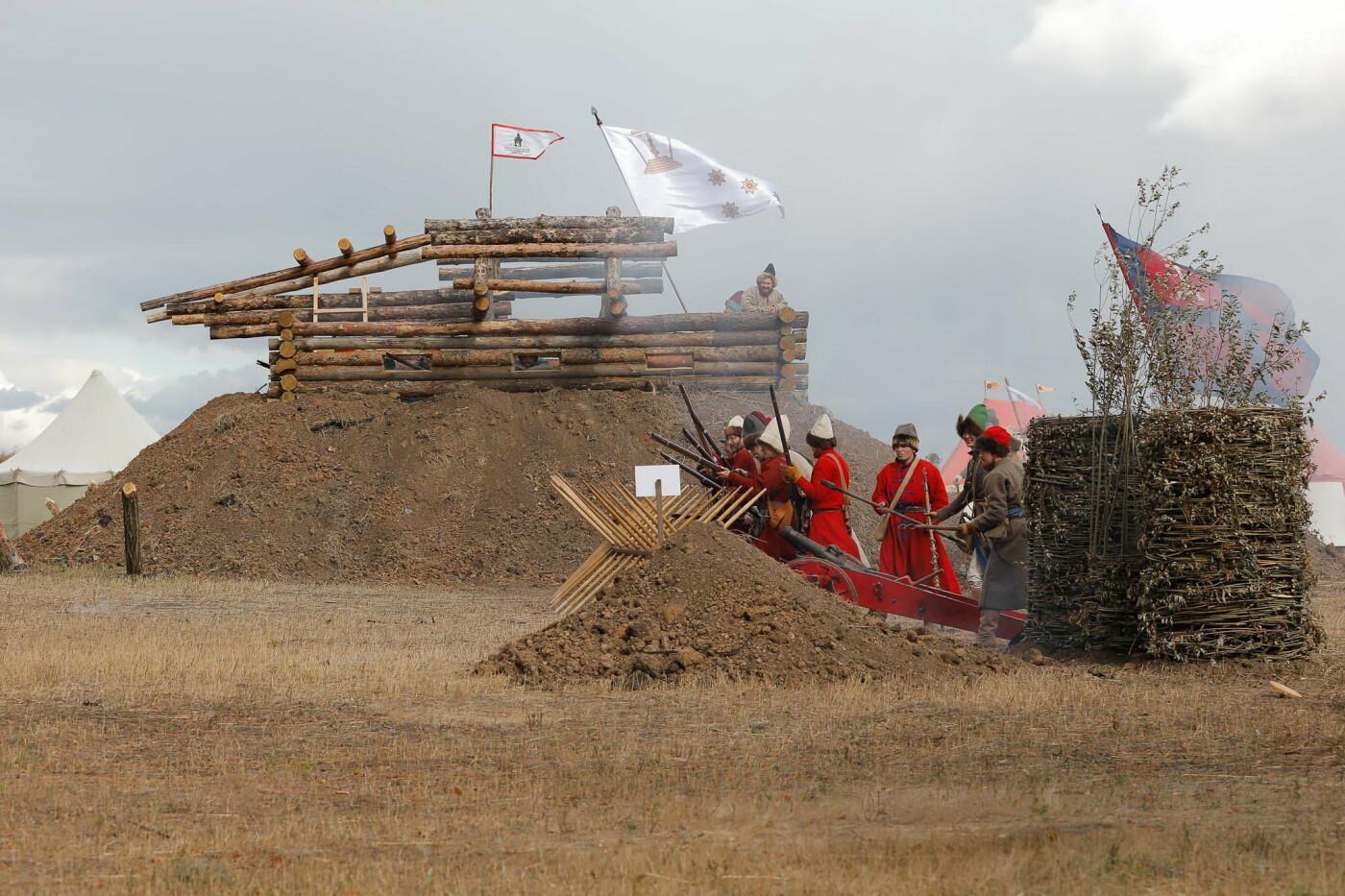 Кулебяка, штурм окопа, городовые казаки. Какой была третья «Белгородская черта», фото-26, Фото: Антон Вергун