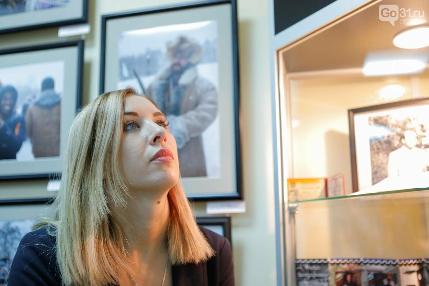 «Вежливое кредо». В Белгороде открылась персональная фотовыставка Валерия Морева, фото-7