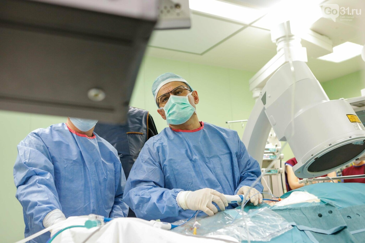 Как выглядит операция на сердце, фото-15