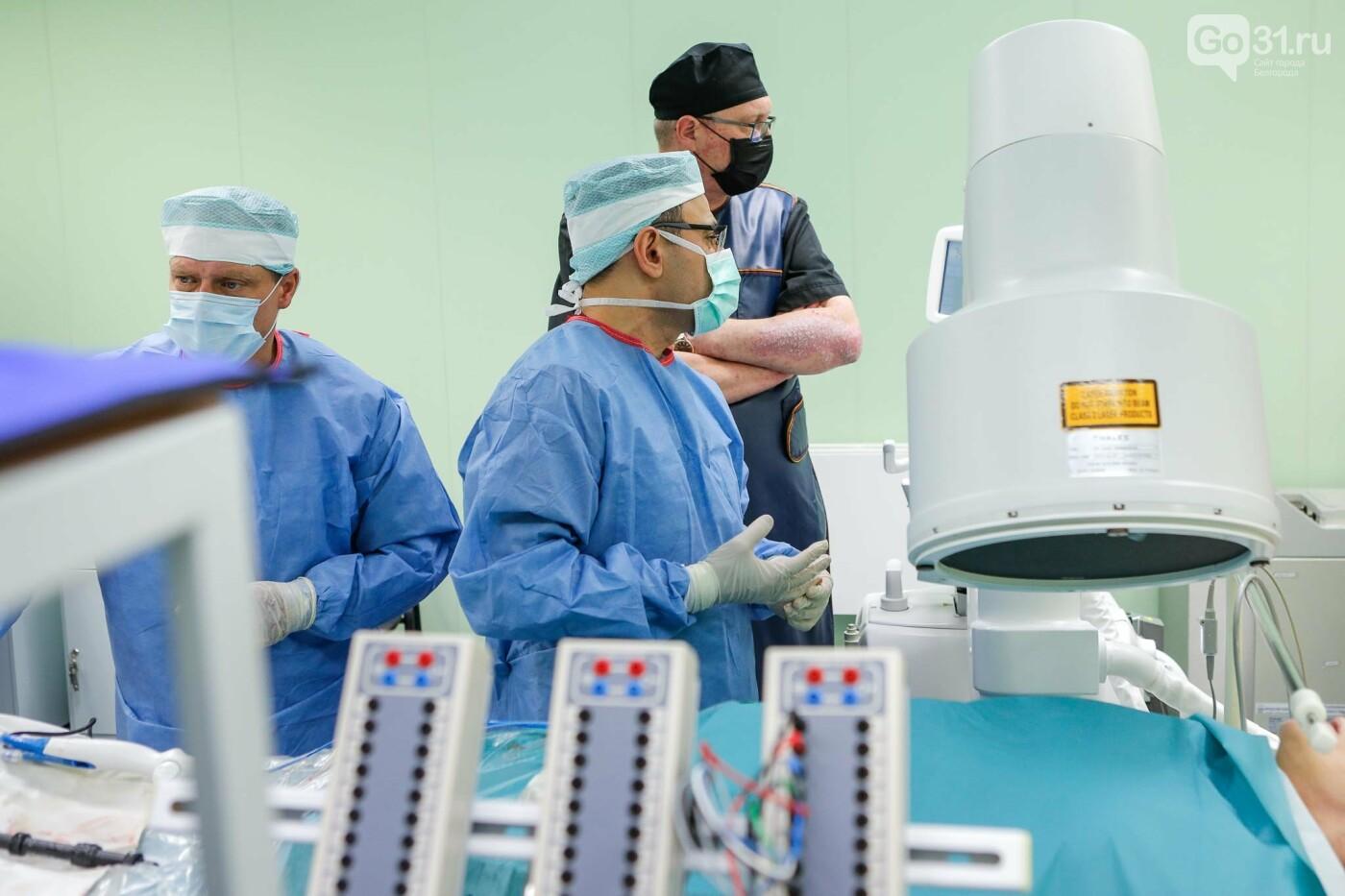Как выглядит операция на сердце, фото-16