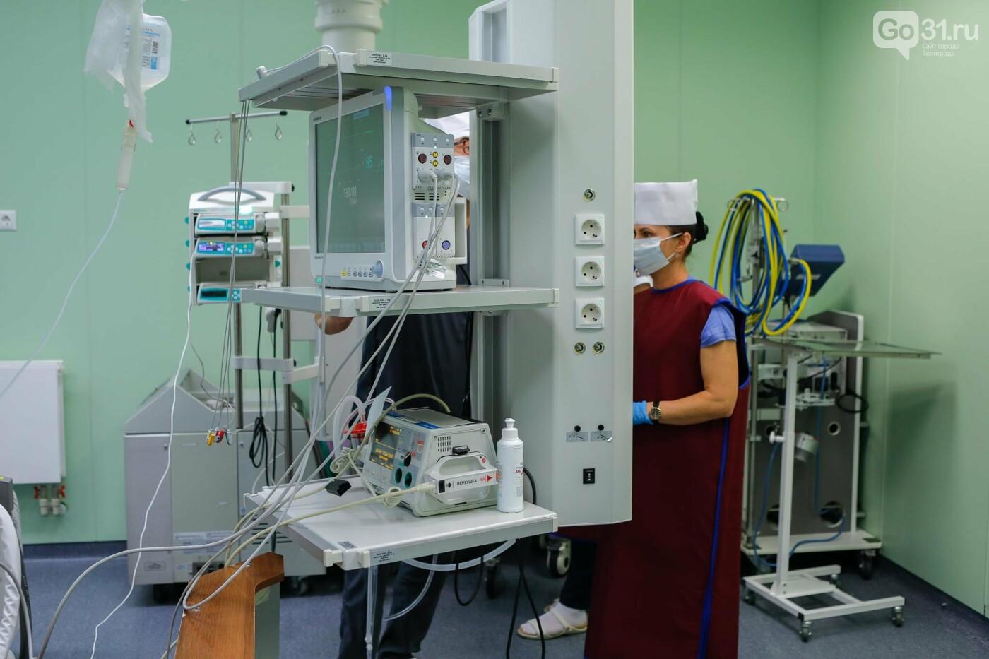 Как выглядит операция на сердце, фото-24
