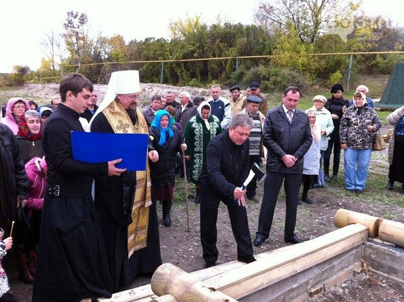 Верующие молятся за освобождение арестованного за взятку главы Белгородского района, фото-1
