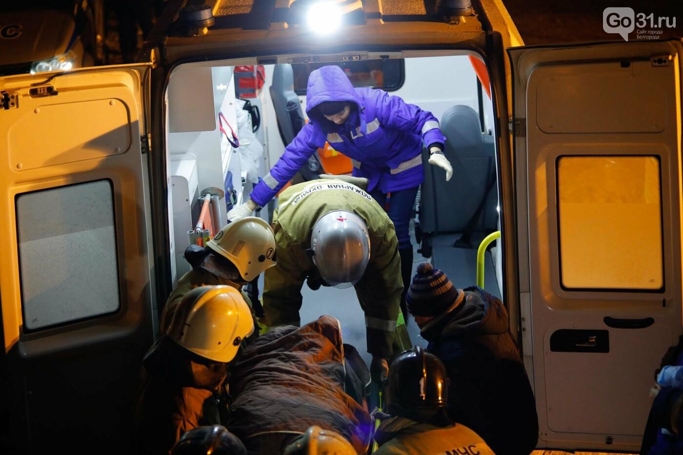 Под завалами разрушенного дома в Белгородской области нашли погибшего. Пострадали еще 6 человек (ФОТО И ПОДРОБНОСТИ), фото-19