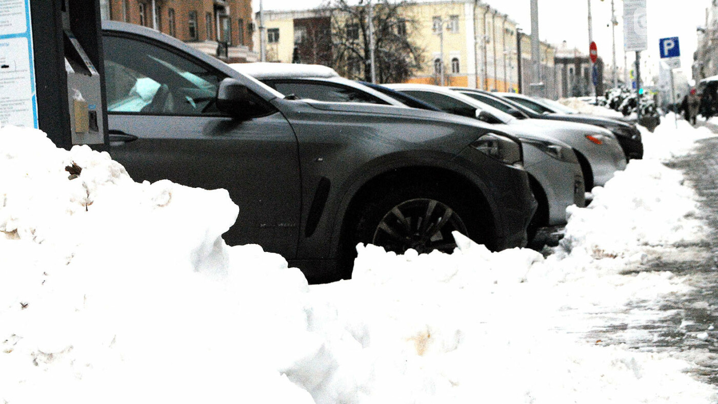 В Белгороде на 60 % снизилось число штрафов за нарушение правил парковки, фото-3