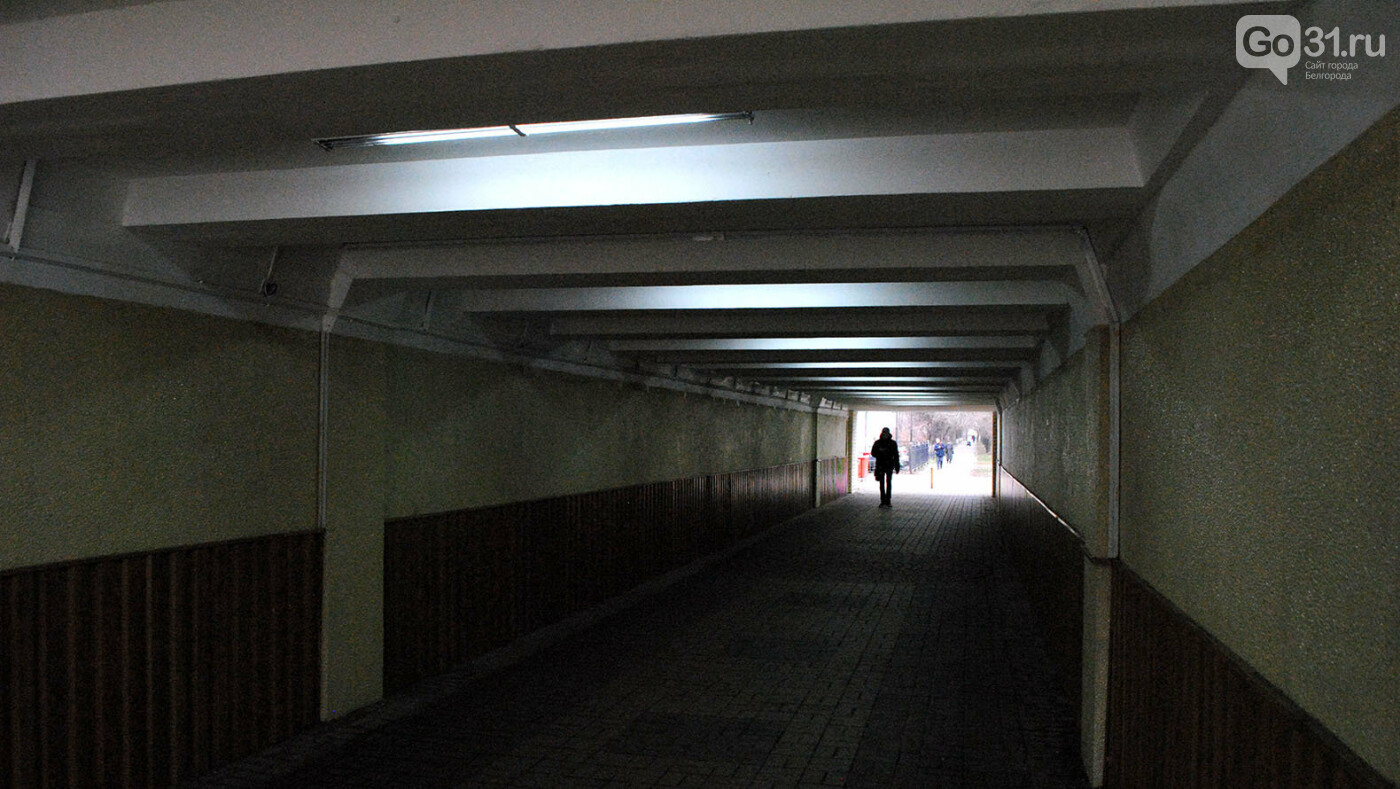 В Белгороде в переходе возле БелГУ установили систему видеонаблюдения, фото-5