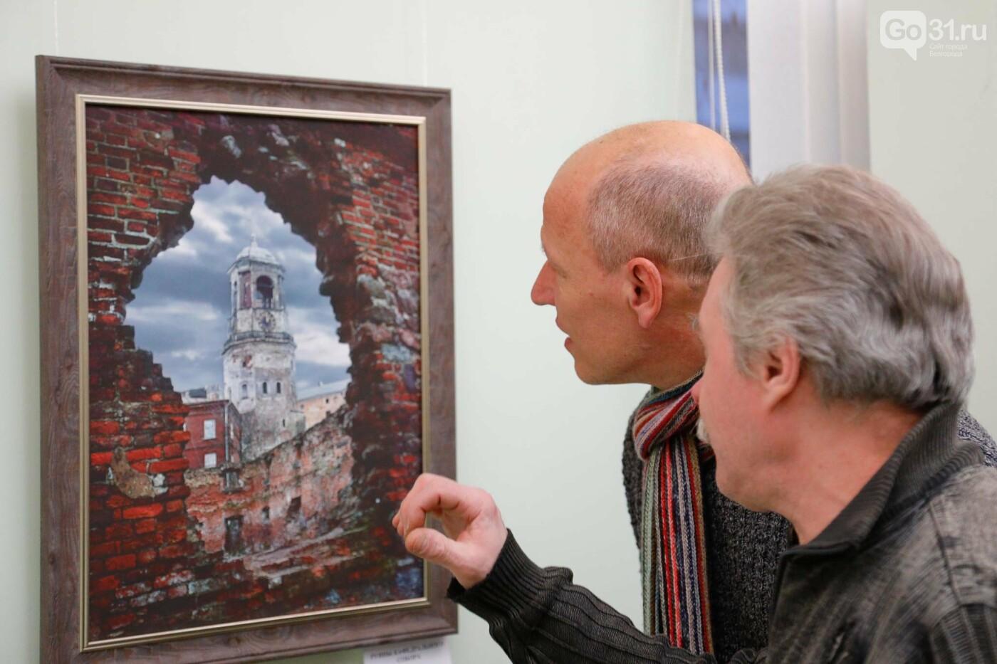 В Белгороде открылась персональная фотовыставка Владимира Щекалова, фото-26