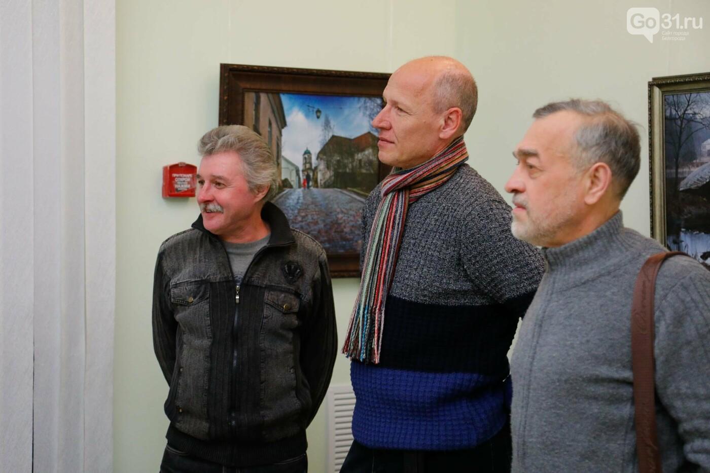 В Белгороде открылась персональная фотовыставка Владимира Щекалова, фото-35