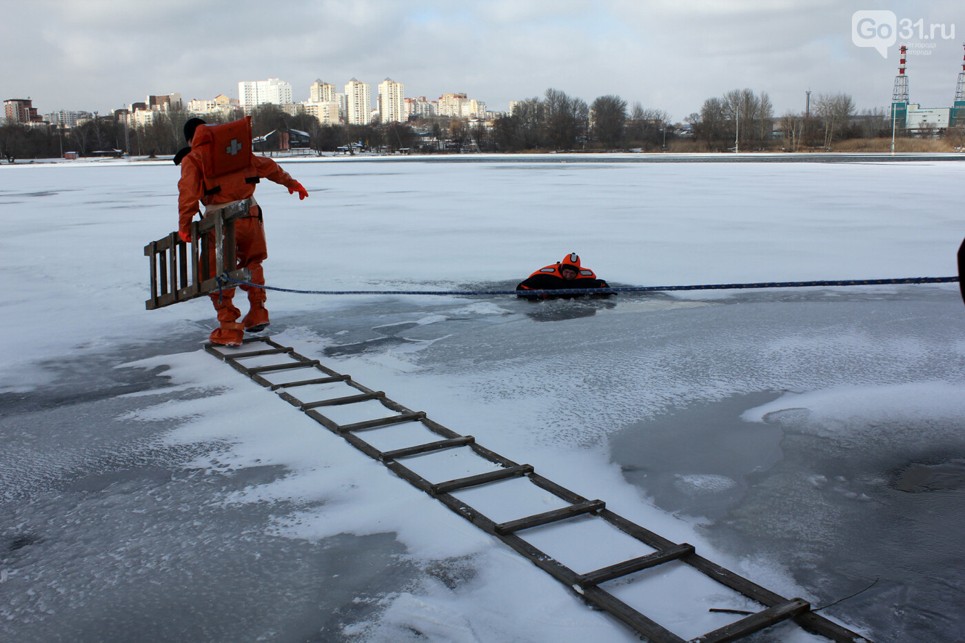 Жертвы беспечности. Четверо белгородцев погибли, провалившись под лёд, фото-14
