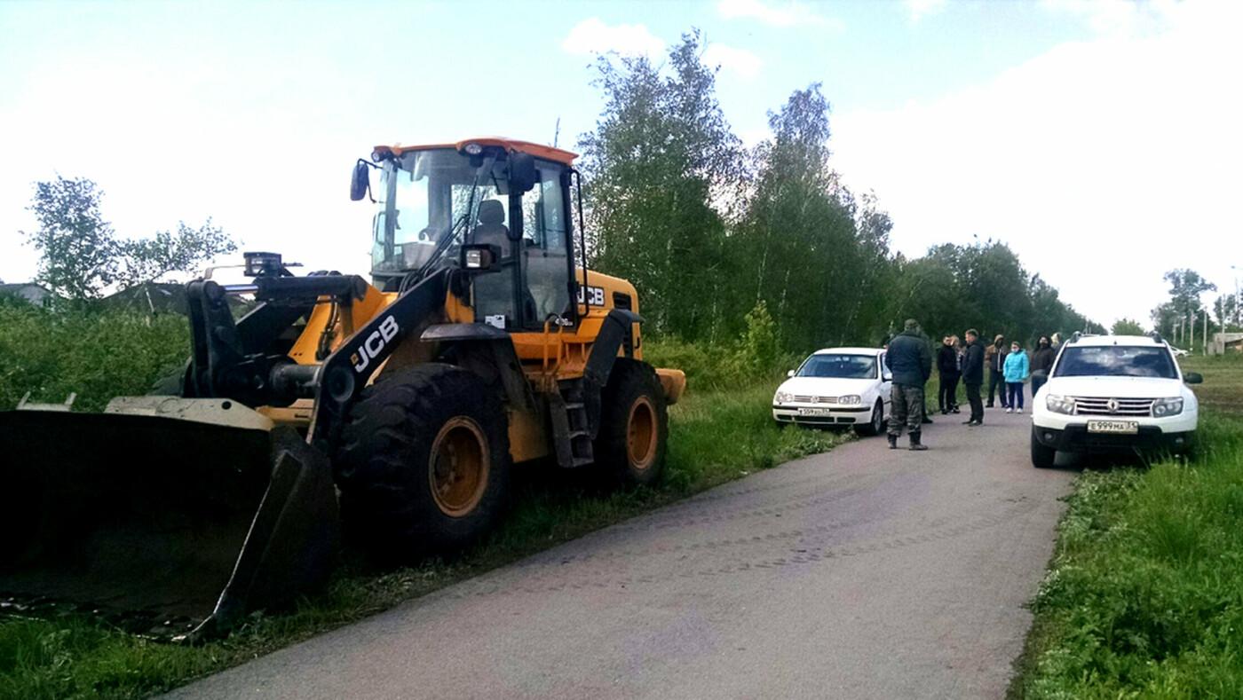 В Белгородском районе по требованию жителей отменили строительство в берёзовой роще, фото-1