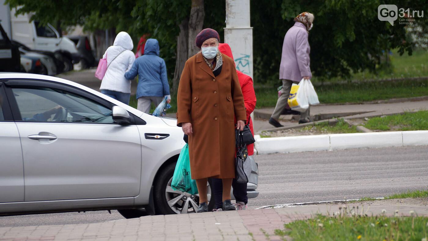 Ниже плинтуса. В Белгороде рекордно упал индекс самоизоляции, фото-4, Фото: Сергей Егоров