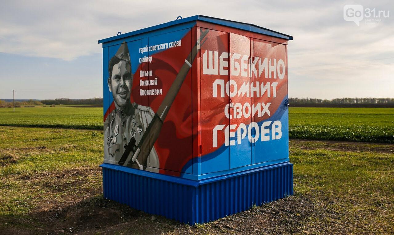 Можем повторить? Как в Белгородской области за военными кладбищами ухаживают, фото-12