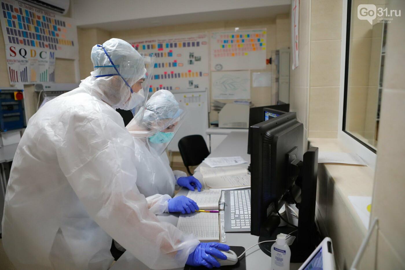 «Вы вообще понимаете, о чём говорите?» Главврач белгородского ковид-госпиталя – о пандемии коронавируса, фото-1