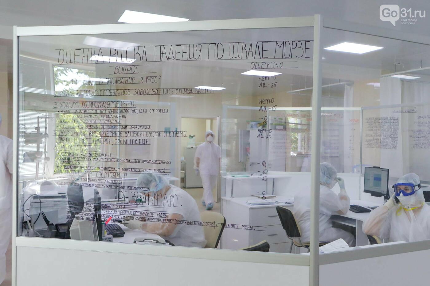 «Вы вообще понимаете, о чём говорите?» Главврач белгородского ковид-госпиталя – о пандемии коронавируса, фото-8
