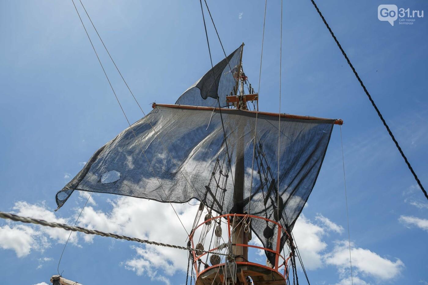 Корабль из гаража. Как создавался пиратский галеон в Купино, фото-13, Фото: Антон Вергун