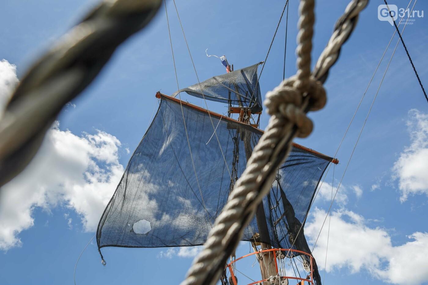 Корабль из гаража. Как создавался пиратский галеон в Купино, фото-14, Фото: Антон Вергун