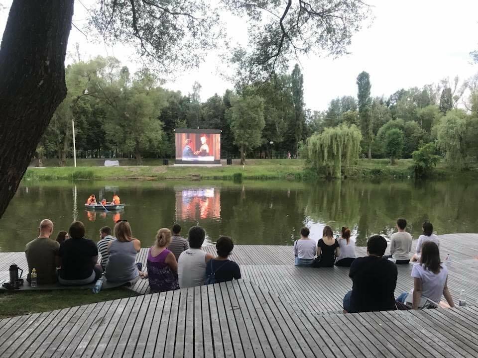 В Белгородской области появится ещё одна уличная киноплощадка , фото-1