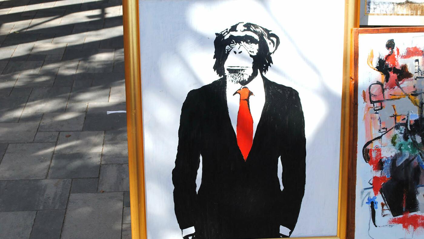 Какие картины выставили в центре Белгорода, фото-10