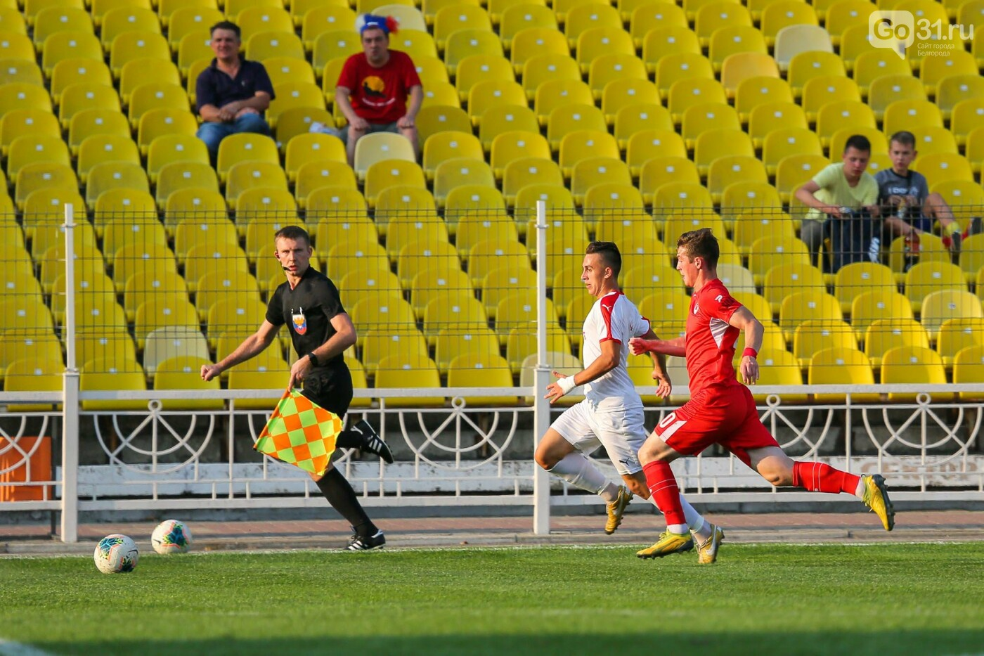 «Салют Белгород»: третья победа подряд, фото-13, Фото: Антон Вергун