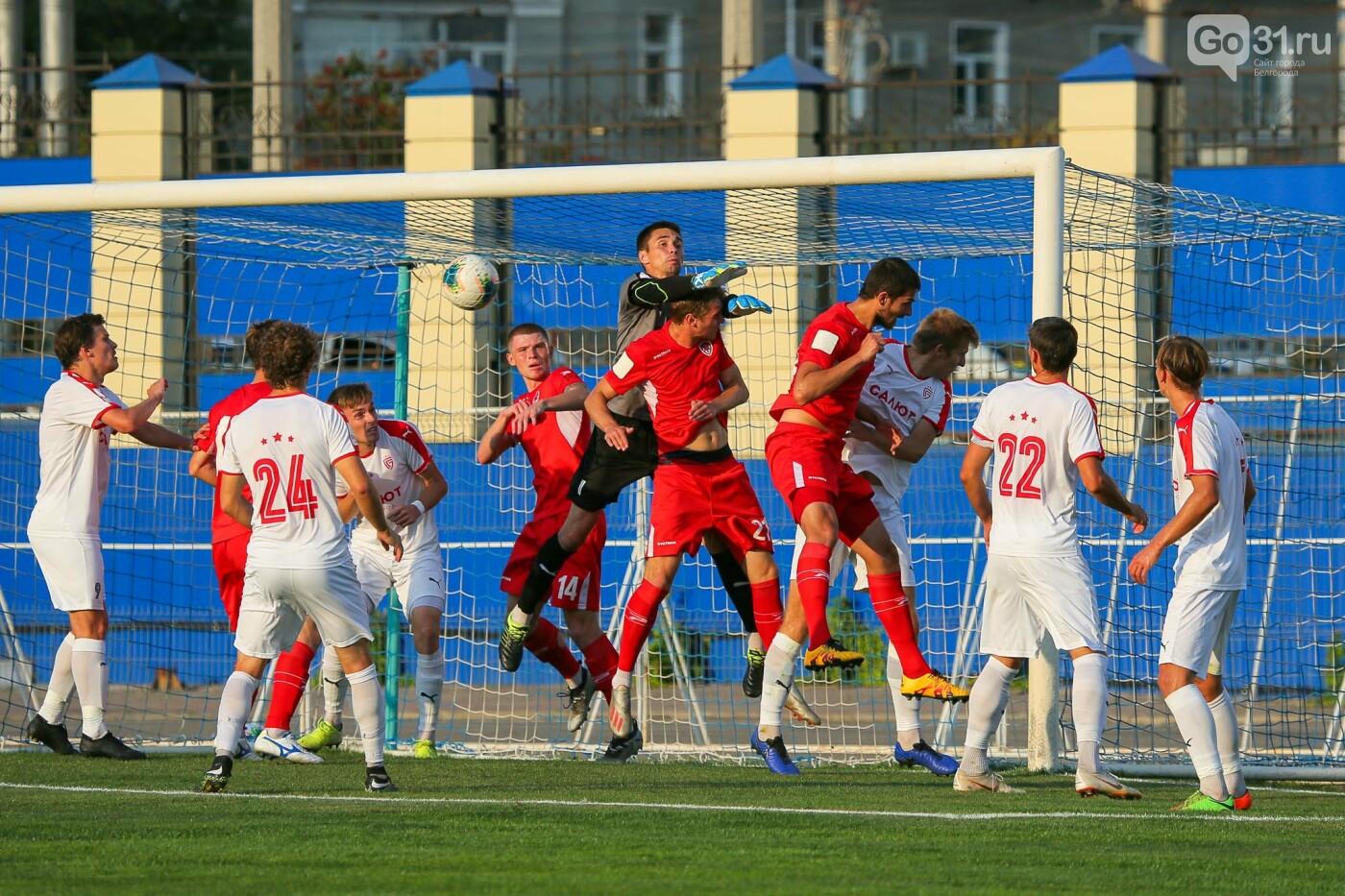 «Салют Белгород»: третья победа подряд, фото-17, Фото: Антон Вергун