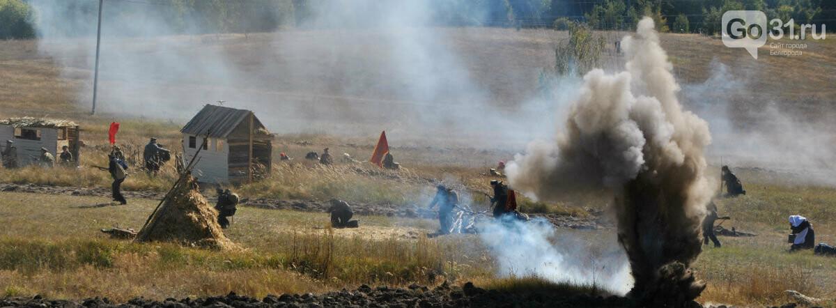 «Враги опять сожгли родную хату». Хутор под Белгородом вновь погрузился в пучину Гражданской войны, фото-25