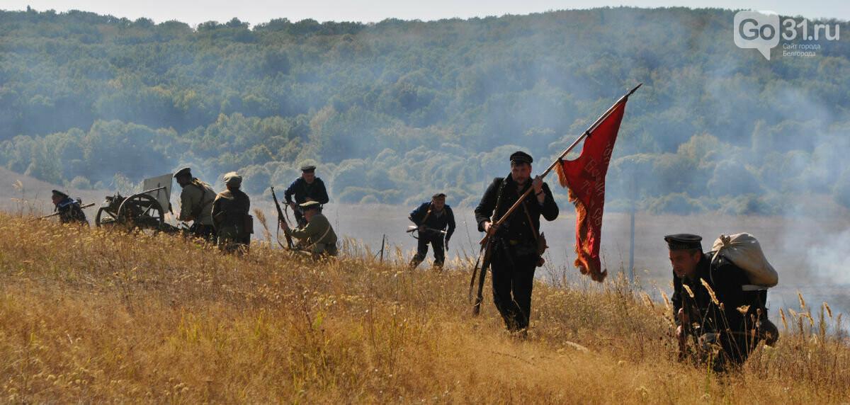 «Враги опять сожгли родную хату». Хутор под Белгородом вновь погрузился в пучину Гражданской войны, фото-20