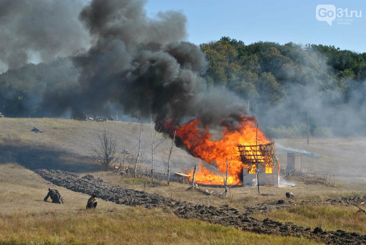 «Враги опять сожгли родную хату». Хутор под Белгородом вновь погрузился в пучину Гражданской войны, фото-27