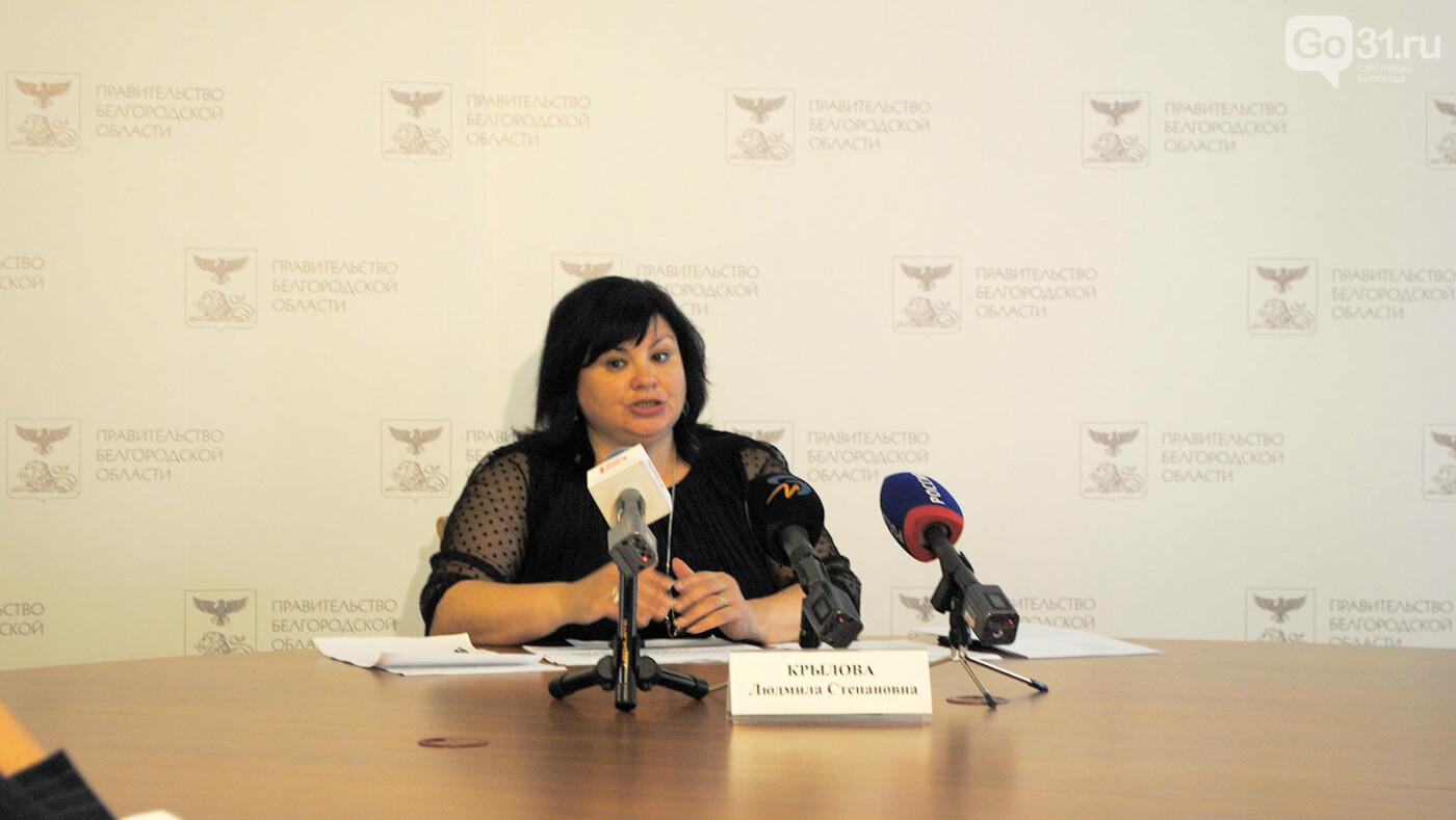В Белгородской области заняты 90 % коек для пациентов с коронавирусом, фото-1