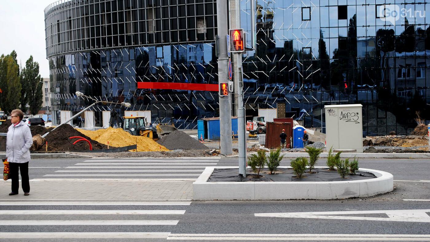 Что делают на Щорса в Белгороде прямо сейчас, фото-13, Фото: Сергей Кудрин
